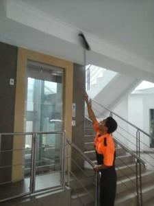 pemeliharan properti dan fasilitas di perumahan Sekretaris Negara (1)